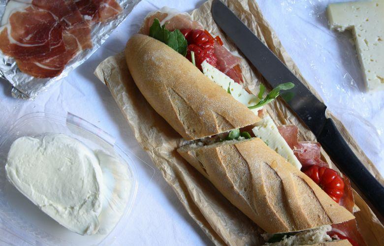 panino hero sandwich