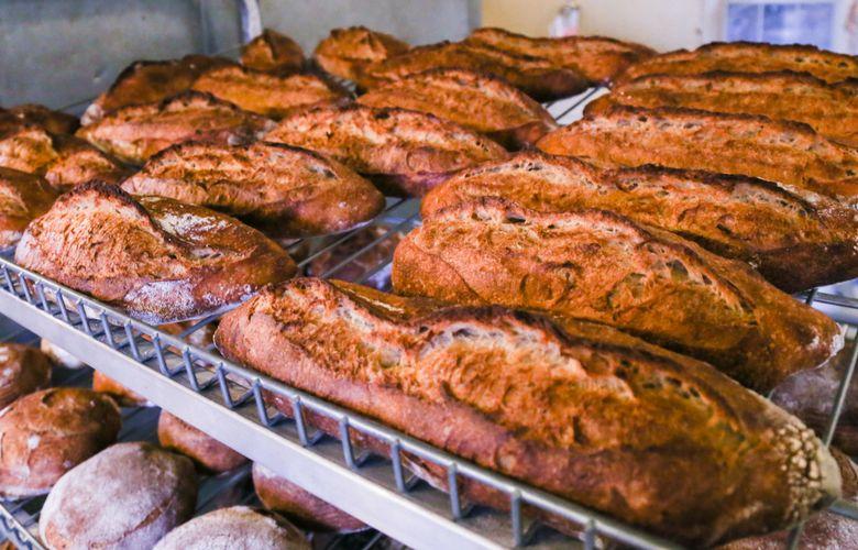 panificio Hungry Ghost Bread di Northampton