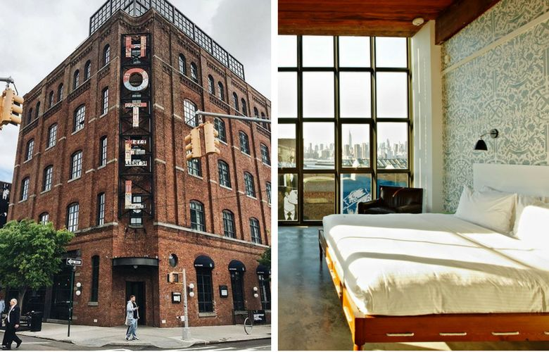 Dormire a new york 4 hotel fantastici gaia cozzi for Dormire a new york
