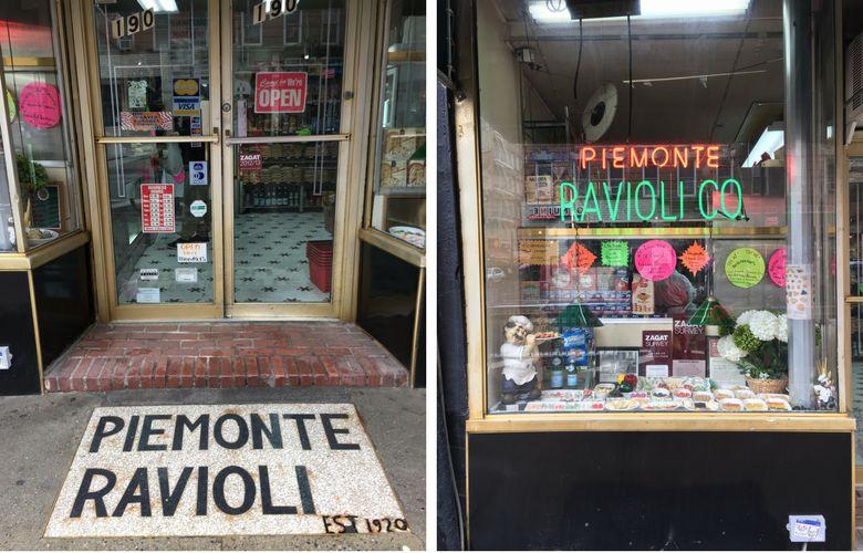 Piemonte Ravioli a Little Italy