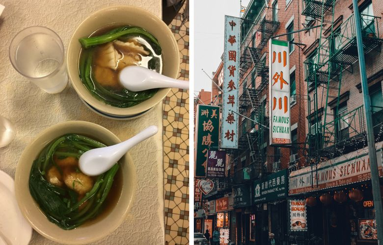 dove mangiare bene a Chinatown, NYC