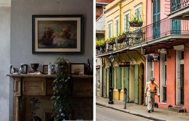ristoranti francesi creoli di new orleans