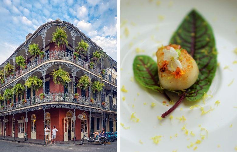 ristoranti francesi romantici a new orleans