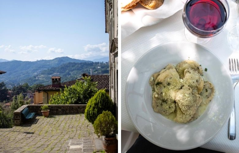 restaurants to eat in garfagnana