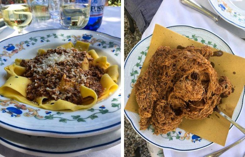 ristoranti per mangiare a cercina, sesto fiorentino