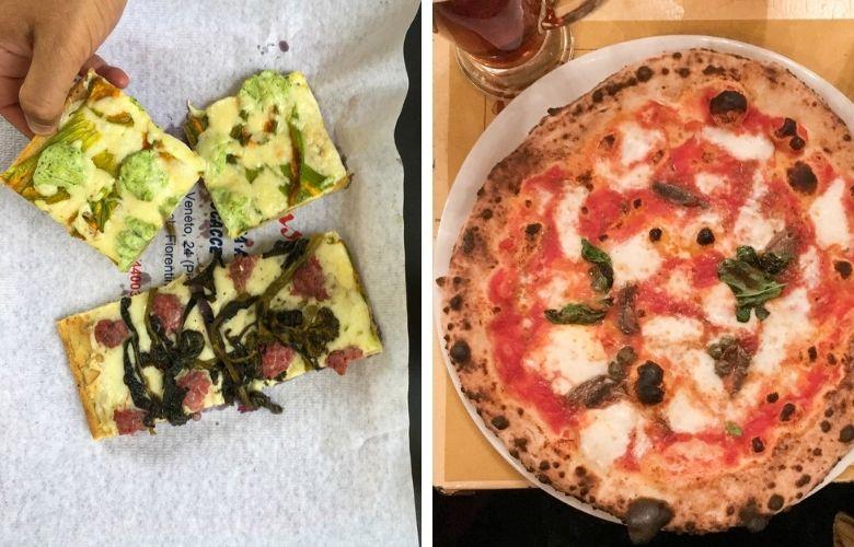 pizzerie per mangiare a sesto fiorentino