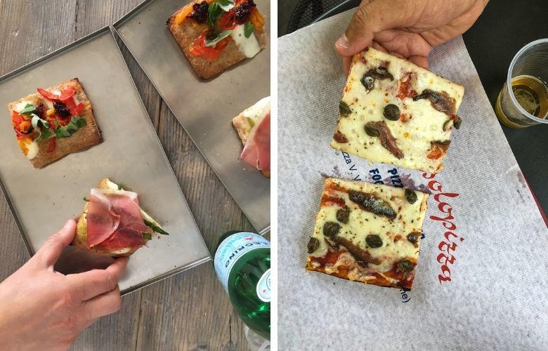 mangiare a sesto fiorentino in pizzeria